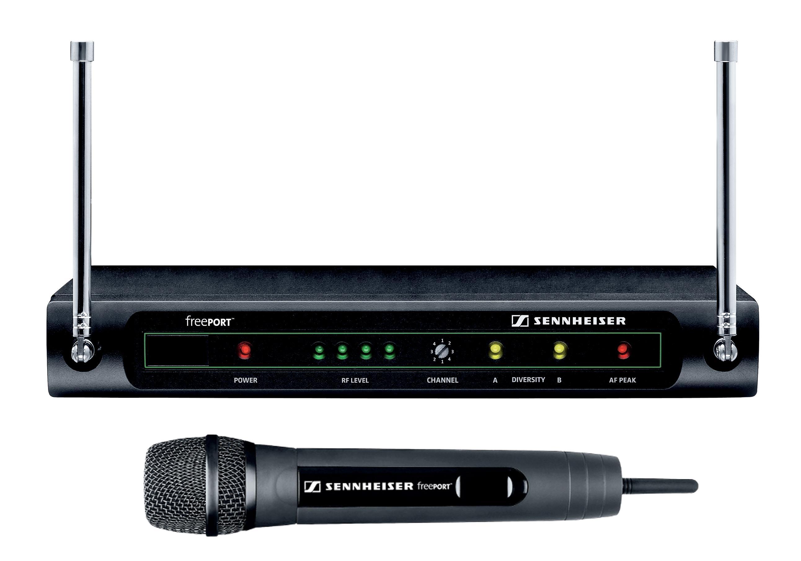 Инструкция Пользователя Для Радиомикрофона Sennheiser